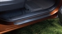 View Door Sill Protectors -  Black - Crew Max Full-Sized Product Image